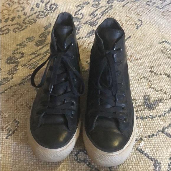 Converse Shoes   Converse Black High